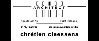 Architect Claessens