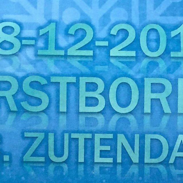 Kerstborrel 28/12/2018